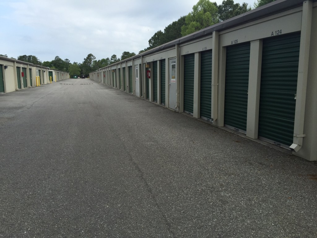 Wilmington NC storage