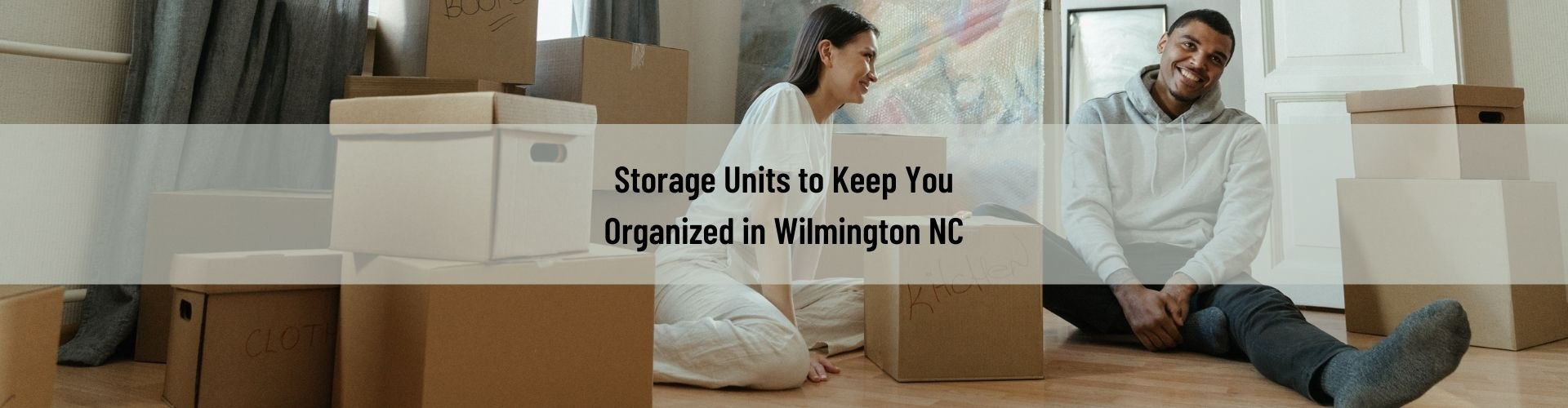 Storage Units in Wilmington NC
